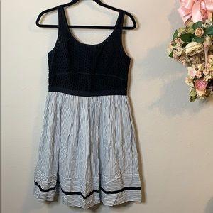 Ann Taylor Loft Cotton Tank Dress
